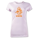 Netherlands Junior Women's T-Shirt (Pink)