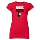 Stade Rennais FC We Are Junior Women's T-Shirt (Red)
