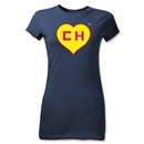 Chapulin Junior Women's T-Shirt (Navy)