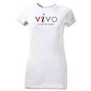 Vivo Junior Women's T-Shirt (White)