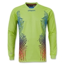uhlsport Anatomic Endurance Long Sleeve Goalkeeper Jersey (Lime)
