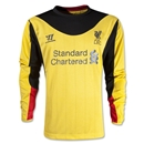 Liverpool 12/13 LS Away Goalkeeper Jersey