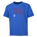Atletico Madrid ATL MAD Youth T-Shirt (Royal)