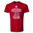 Bayern Munich 2013 Youth Champions T-Shirt (Red)