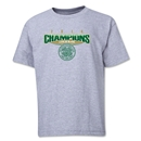 Celtic 2014 Youth Champions T-Shirt (Gray)