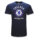 Chelsea Football Club Youth T-Shirt (Navy)