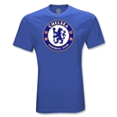 Chelsea Football Club Youth T-Shirt (Royal)