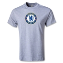 Chelsea Crest Youth T-Shirt (Gray)