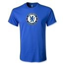 Chelsea Crest Youth T-Shirt (Royal)