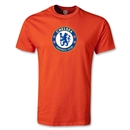 Chelsea Crest Youth T-Shirt (Orange)