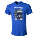 Frank Lampard Collage Youth T-Shirt (Royal)