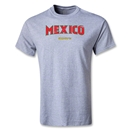 CONCACAF Gold Cup 2013 Youth Mexico T-Shirt (Gray)