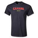CONCACAF Gold Cup 2013 Youth Canada T-Shirt (Black)