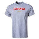 CONCACAF Gold Cup 2013 Youth Canada T-Shirt (Gray)