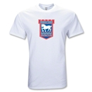 Ipswich Crest Youth T-Shirt (White)