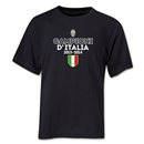 Juventus 2014 Champions Youth T-Shirt (Black)