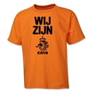 Netherlands We Are Youth T-Shirt (Orange)