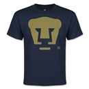 Pumas UNAM Youth T-Shirt (Navy)