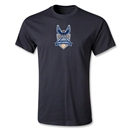 Carolina Railhawks Youth T-Shirt (Black)