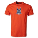 Carolina Railhawks Youth T-Shirt (Orange)