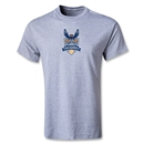 Carolina Railhawks Youth T-Shirt (Gray)