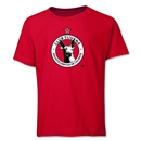 Xolos de Tijuana Youth T-Shirt (Red)