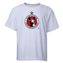 Xolos de Tijuana Youth T-Shirt (White)