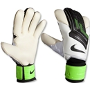 Nike GK Grip3 Goalkeeper Glove (White/Green)