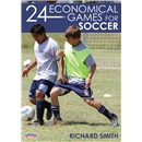 24 Economical Games for Soccer DVD