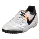 Nike Nike5 Bomba Junior (White/Black/Total Orange)