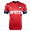 Inter Milan 12/13 Away Soccer Jersey