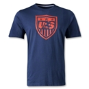 USA 2012 Basic Core Soccer T-Shirt