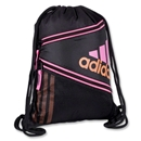 adidas Closer Sackpack (Black/Pink)