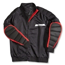 reusch Padded Goalkeeper Training Jacket (Black)