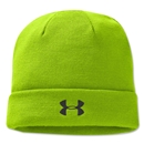 Under Armour Sideline Beanie (Neon Green)