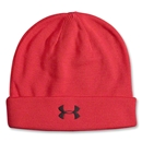 Under Armour Sideline Beanie (Red)