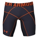 Under Armour HeatGear Core Compression Short Lite (Blk/Orange)