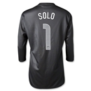 USA Women's SOLO 3/4 Goalkeeper Jersey