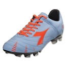 Diadora Evoluzione K BX 14 (Powder Blue/Red)