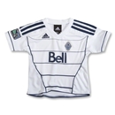 Vancouver Whitecaps 2012 Toddler Home Soccer Jersey