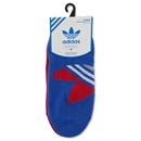 adidas Originals Women's Trefoil 3 Pack Sock(Ro/Sc)