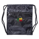 Benin Flag Sackpack