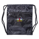 Central African Republic Flag Sackpack