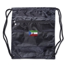 Equitorial Guinea Flag Sackpack