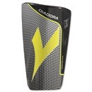 Diadora Evoluzione Shinguard (Black/Yellow)