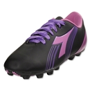Diadora Avanti MD Junior (Black/Pink/Purple)