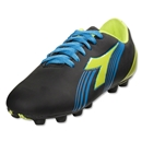 Diadora Avanti MD Junior (Black/Fluo Yellow/Blue)