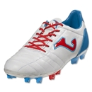 Joma Total Fit FG (White/Royal/Red)