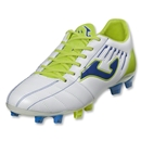 Joma Fit 100 Ultralight FG (White/Royal/Fluo Green)