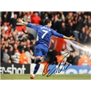 Signed Cristiano Ronaldo Goal vs. Arsenal Celebration Photo